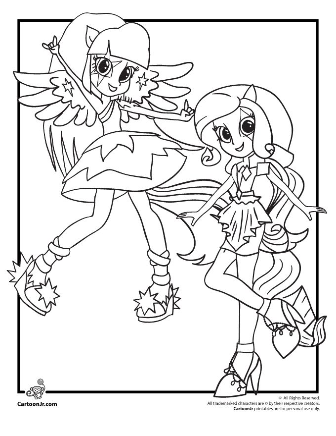 680x880 Coloring Pages For Girls Mi Na Printable Funny Print Paint