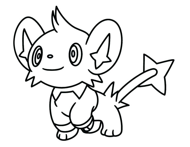 728x564 Espeon Coloring Pages