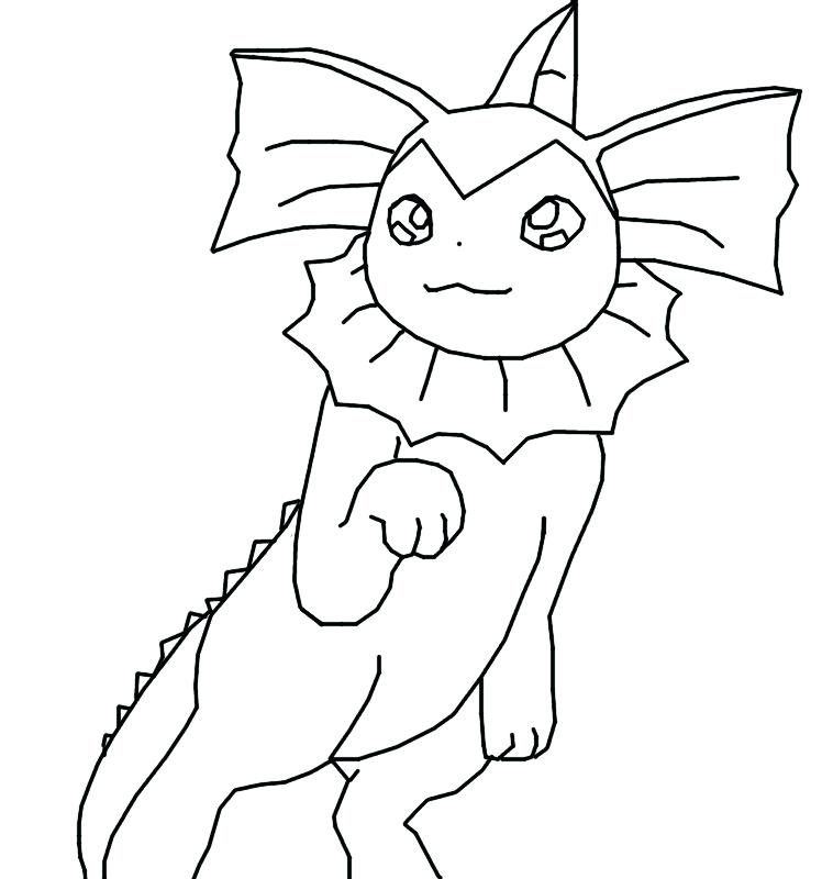 748x800 Espeon Coloring Pages Colouring Pages For Ms Paint Ms Paint