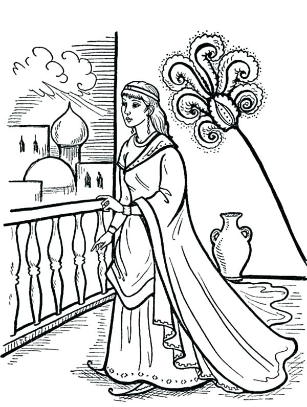 600x796 Queen Esther Coloring Page Queen Coloring Page Queen Coloring