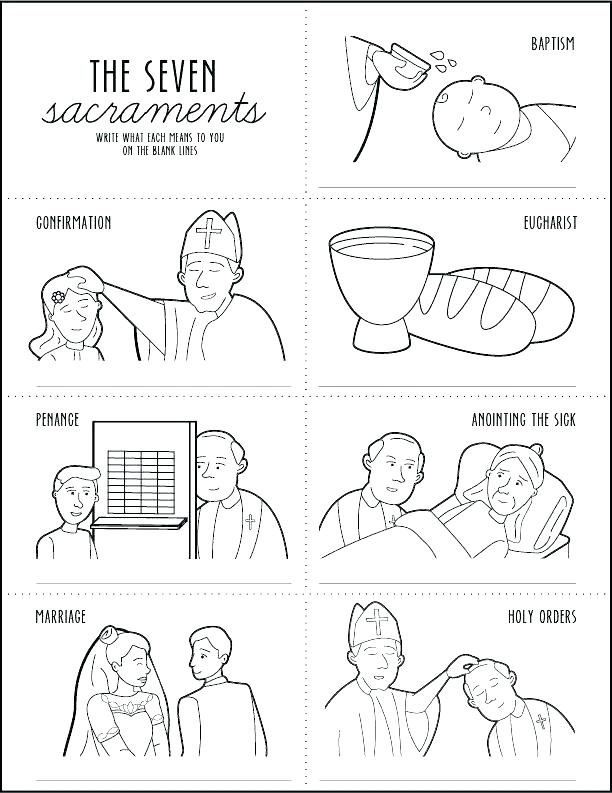 The best free Eucharist coloring page images. Download from ...