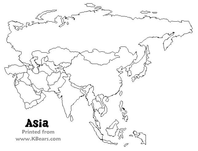 644x492 Printable Coloring Maps For Kids Kai Geography
