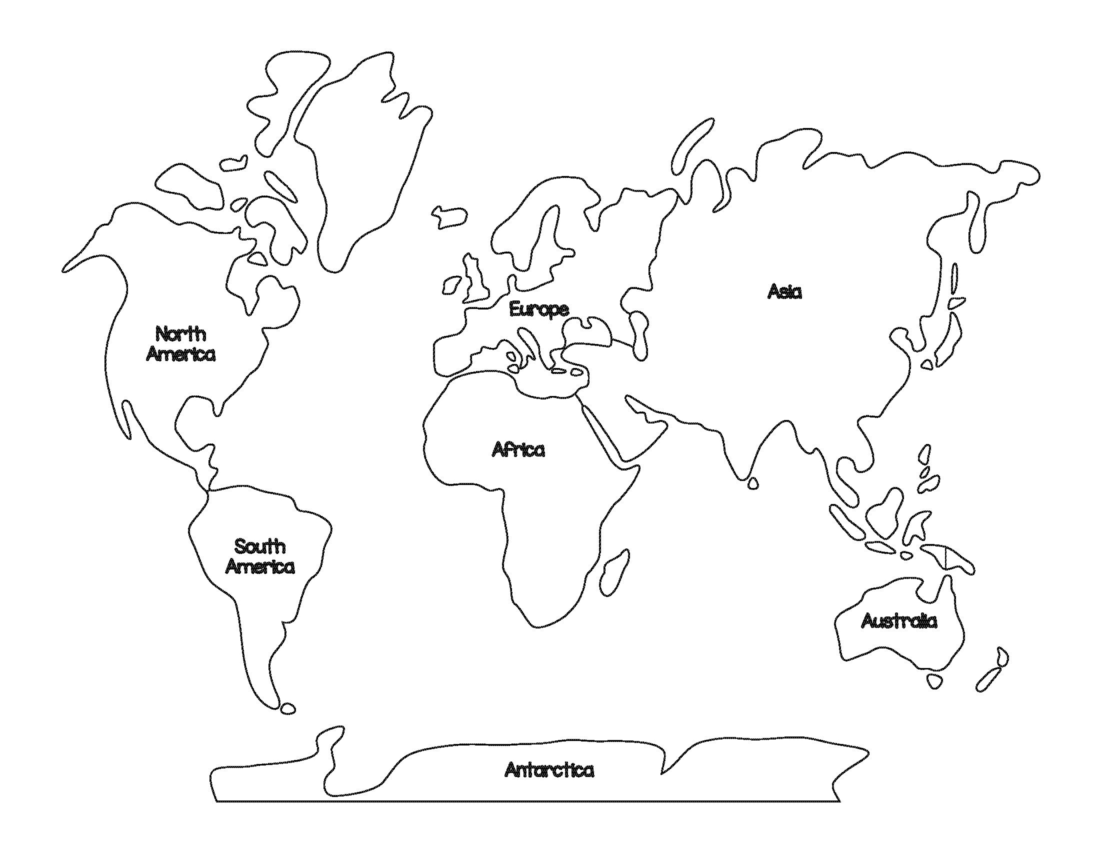 2200x1700 World Map Coloring Pictures Save World Map Europe Coloring Page