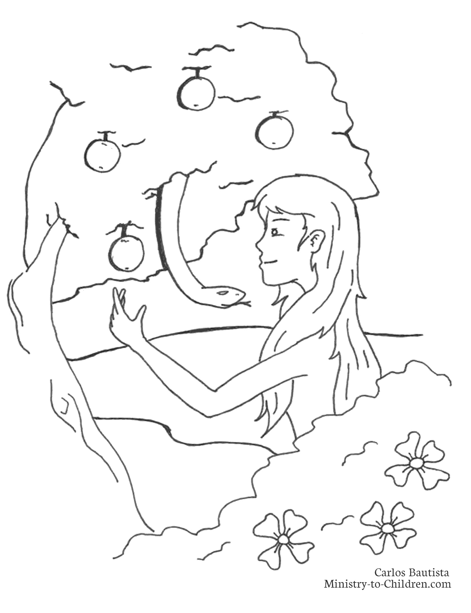 1650x2150 Printable Adam Eve Bible Coloring Pages Free Coloring Pages Download