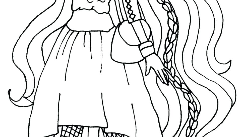 960x544 Ever After High Coloring Pages Briar Beauty Free Printable