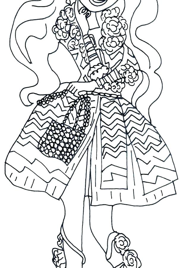 616x900 Ever After High Coloring Pages