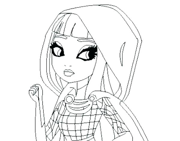 600x471 Coloring Ever After High Ever After High Coloring Page Ever After