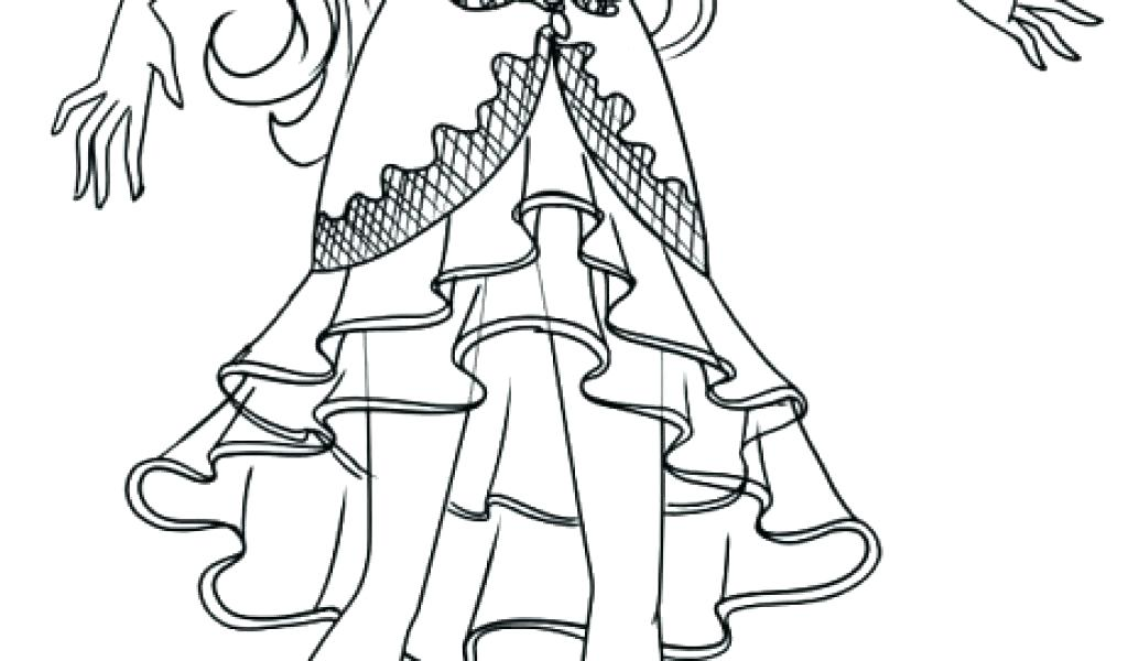 1024x600 Ideas Ever After High Coloring Pages For Ever After High Coloring