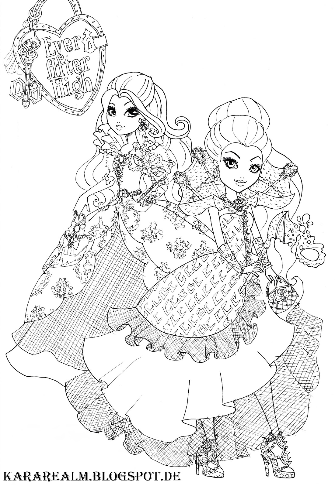 The Best Free Kara Coloring Page Images Download From 23 Free