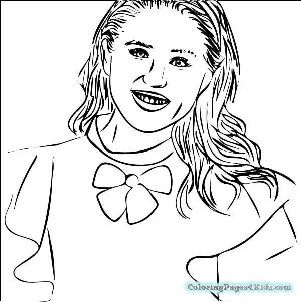 600x602 Descendants Coloring Pages Coloring Pages For Kids
