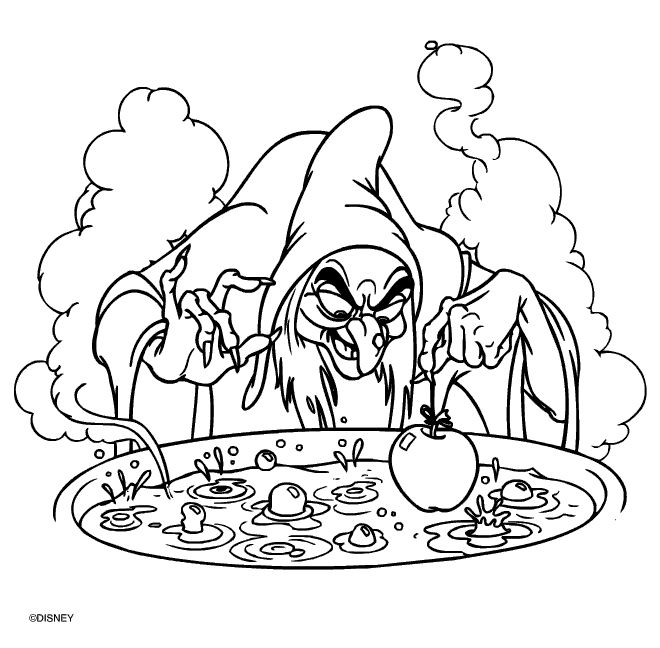 660x648 Witch Coloring Pages For Adults Witch Coloring Pages Witch