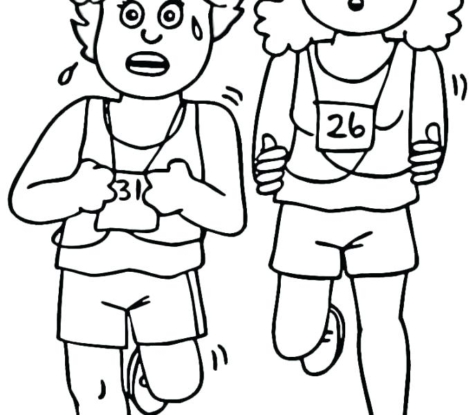 678x600 Exercise Coloring Pages Printable Exercise Coloring Pages