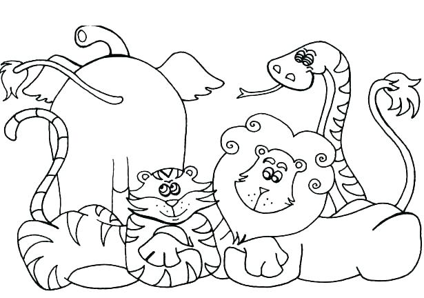 615x432 Tropical Fish Coloring Book Pages Ocean Fish Coloring Pages Fish