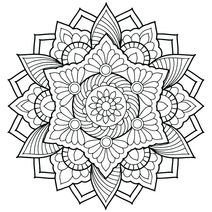 736x736 Simple Adult Coloring Pages Or Fresh Abstract Coloring Pages