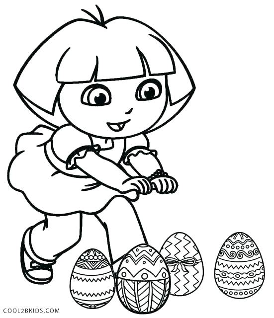 551x640 Dora The Explorer Coloring Books Explorer Coloring Pages Explorer