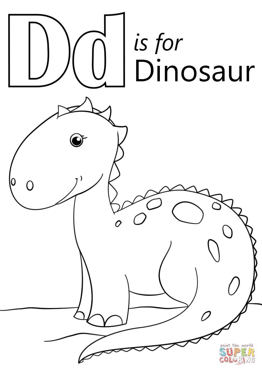 849x1200 Awesome Extinct Animals Printable Dinosaur Coloring Pages For Kids