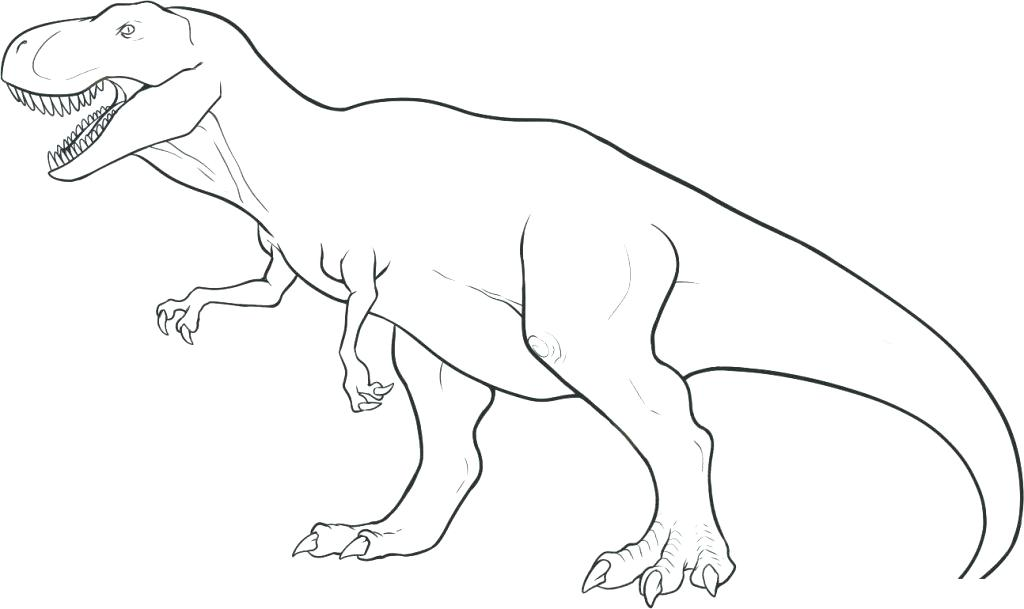 1024x609 Extinct Animals Coloring Pages Extinct Black And White Dinosaurs
