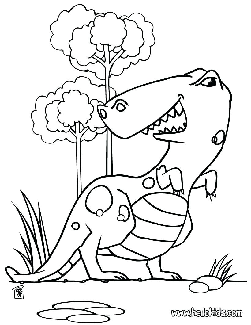 820x1060 Coloring Pages Dino Coloring Pages Awesome Extinct Animals