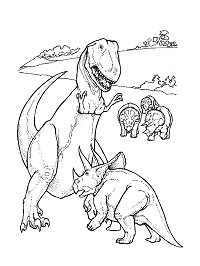 200x266 Dinosaurs And Extinct Animals Coloring Pag Es