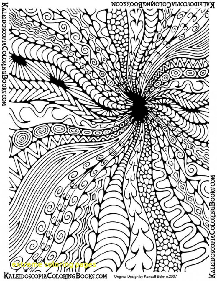 736x952 Extreme Coloring Pages