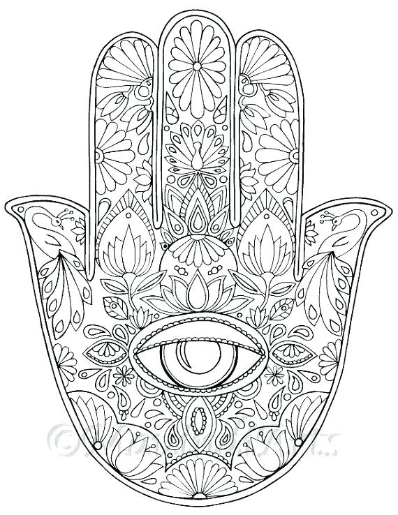 570x738 Blue Eye Coloring Page Free Printable Coloring Pages Click To See
