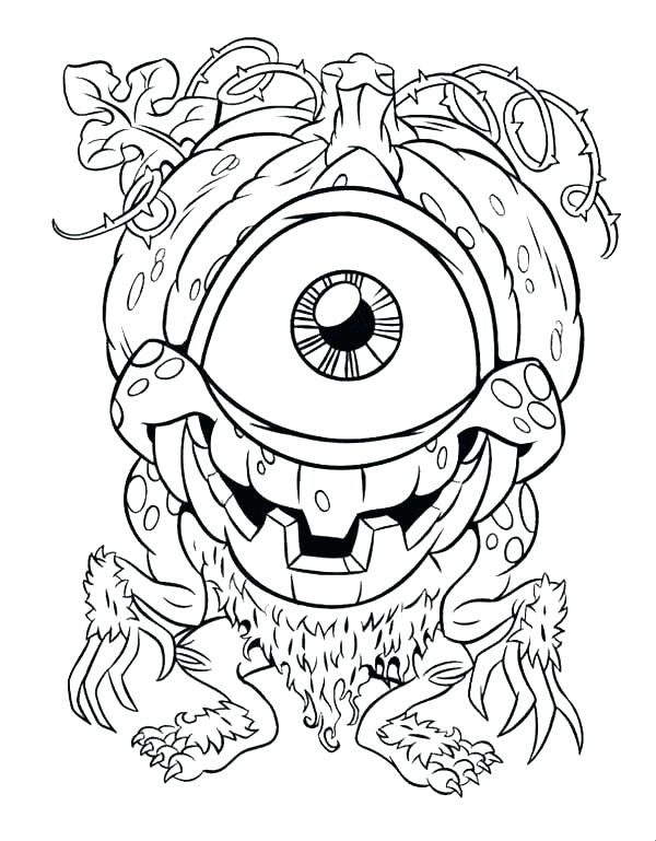 600x769 Eyes Coloring Pages Eye Brawl Coloring Page Stock Eyes Coloring