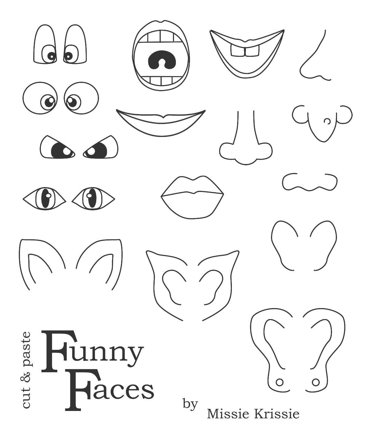 1200x1400 Eye Coloring Pages For Preschool Collection Coloring For Kids