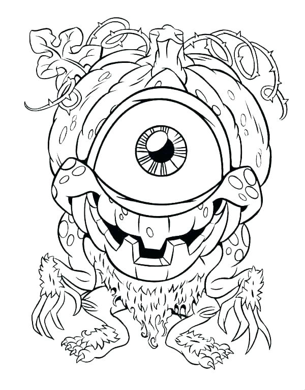 600x769 Eye Coloring Page Coloring Ideas Pro