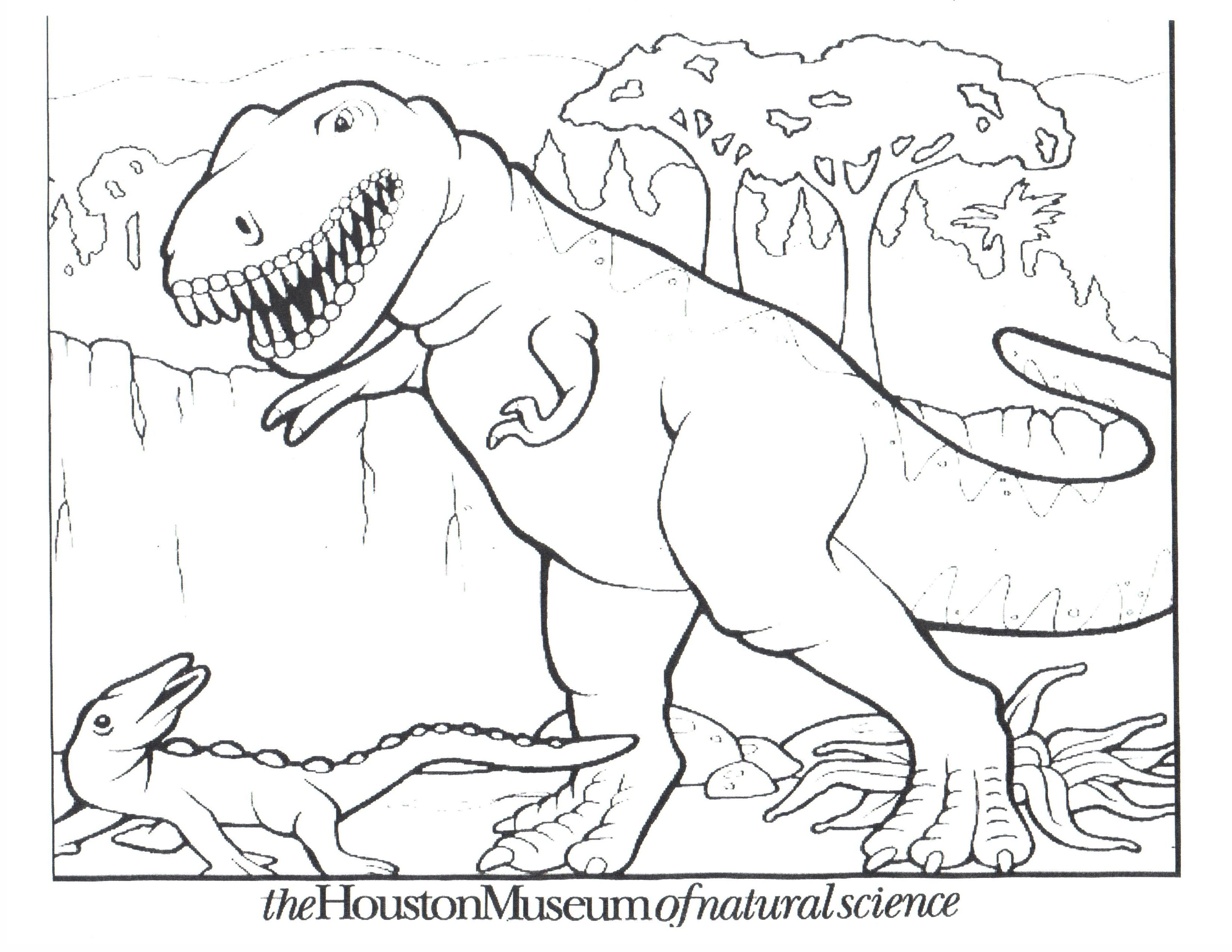 3300x2550 New Dinosaurs Coloring Pages Free With Dinosaur Color