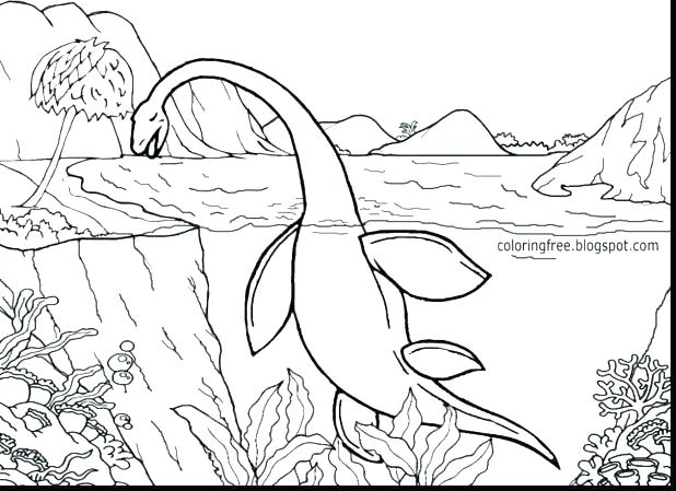 618x449 Raptor Coloring Pages Blocktradex Club