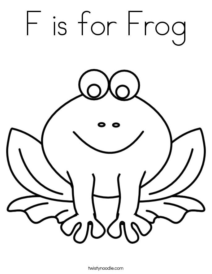 F Coloring Pages At Getdrawings Com Free For Personal Use F