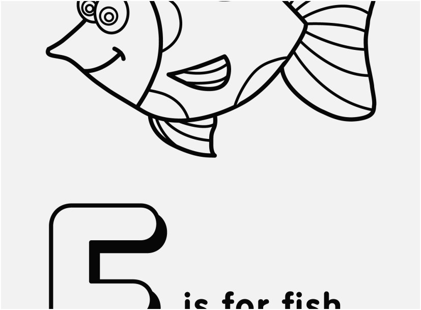 827x609 Free Printable Letter P Coloring Pages Shoot Letter F Coloring