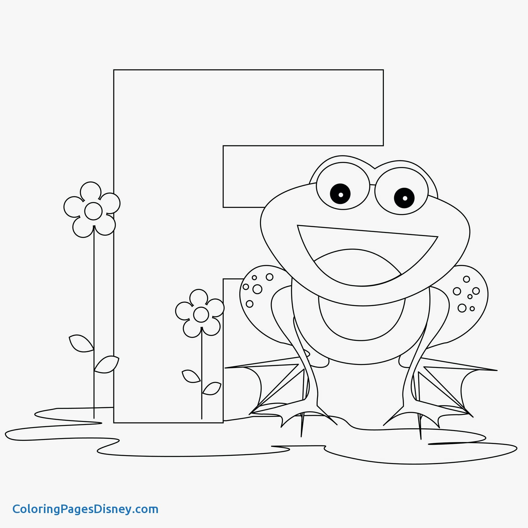 1732x1732 Letter F Coloring Pages Awesome Printable Coloring Letter E