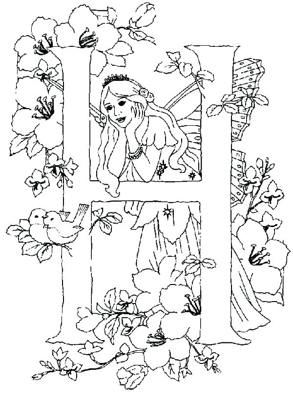 600x819 Letter F Coloring Pages Letter Z Coloring Pages Kindergarten