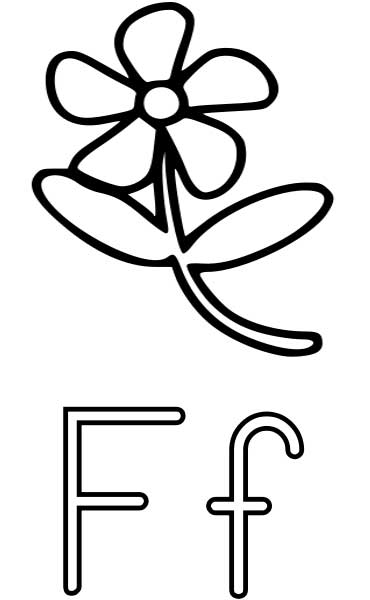 370x600 The Letter F