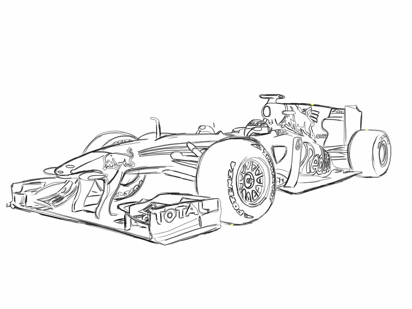 F1 Coloring Pages At Getdrawings Free Download