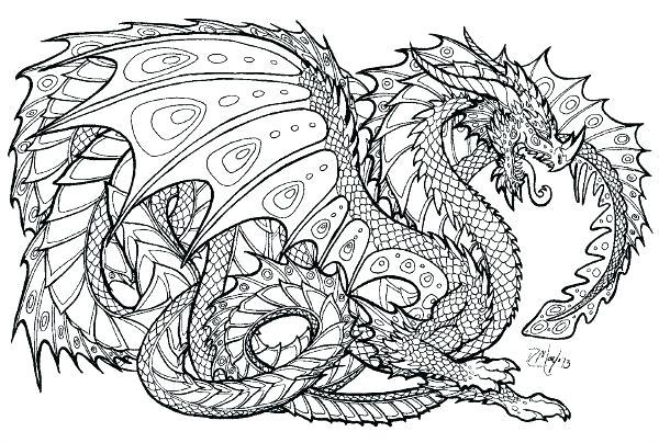 600x404 Dragon Head Coloring Page Dragon Head Coloring Page Dragon