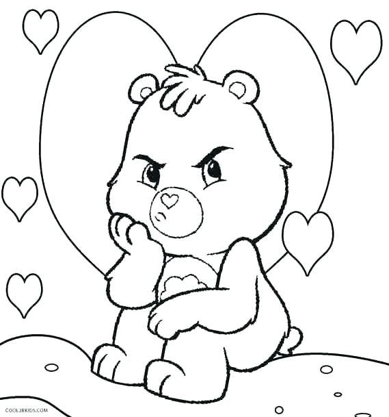 569x609 Pudsey Bear Face Colouring Pages Bear Coloring Pages Online Hard