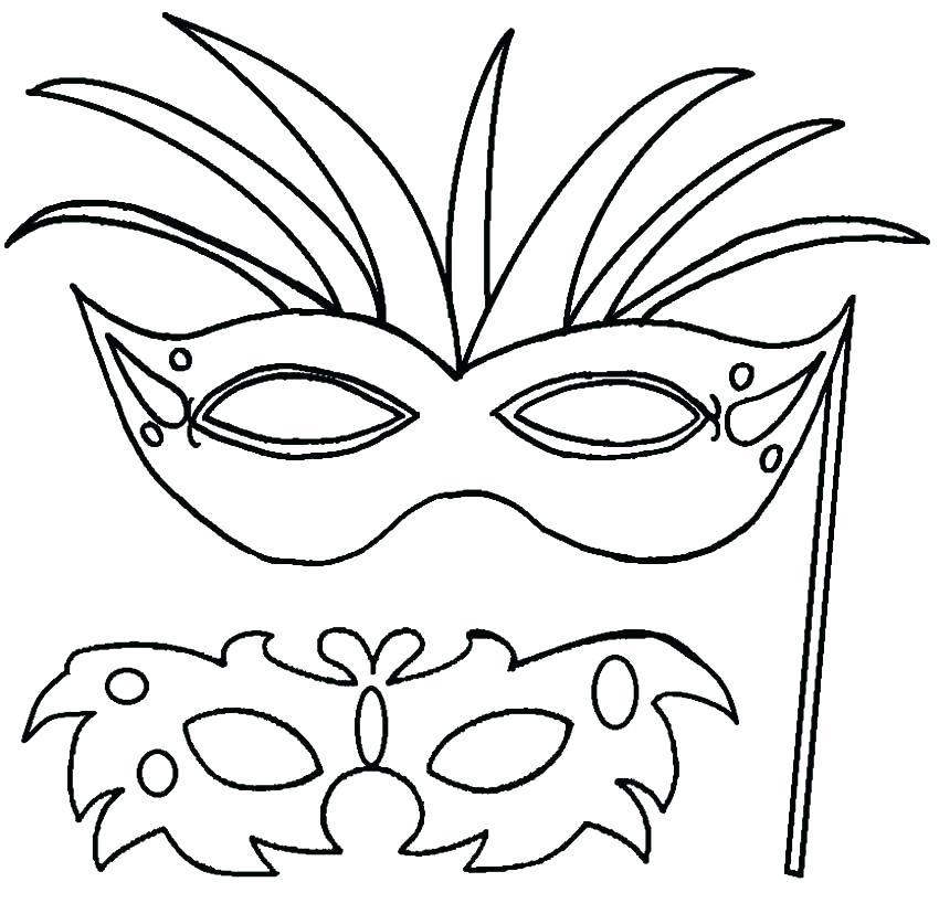 850x828 Free Printable Owl Mask Free Kids Face Masks Templates