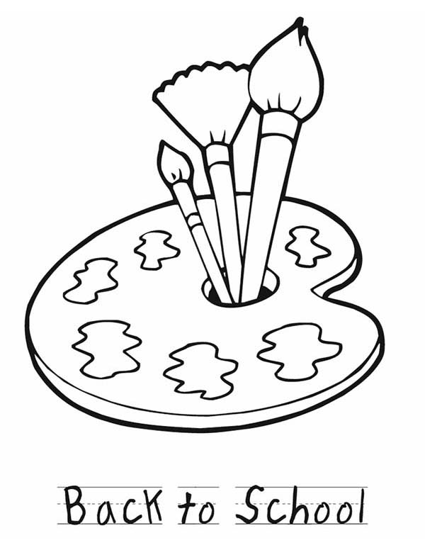 600x776 Paint Coloring Pages Endearing Painting And Coloring The Learn