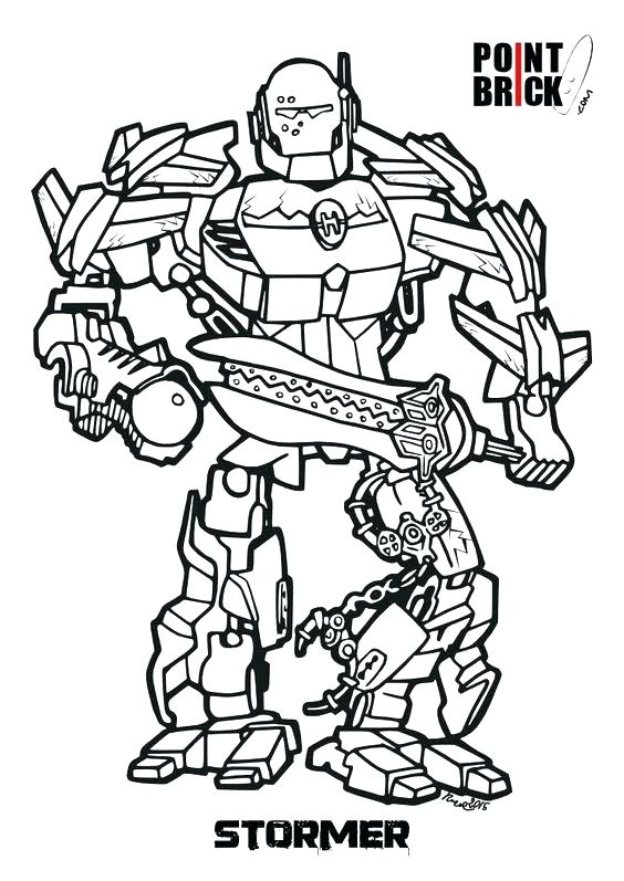 564x797 Hero Factory Coloring Pages Kids Coloring Hero Factory Coloring
