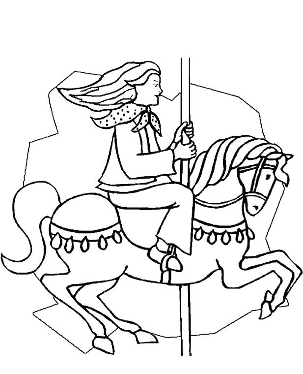 617x760 Fair Coloring Pages Fair County Fair Coloring Pages