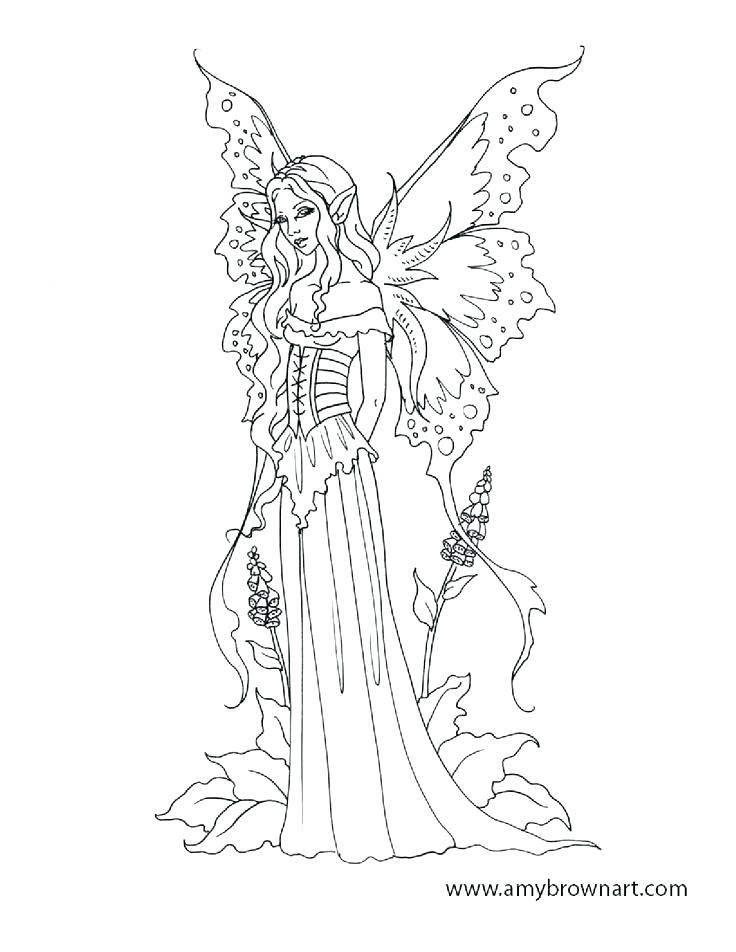 736x952 Barbie Fairy Coloring Pages