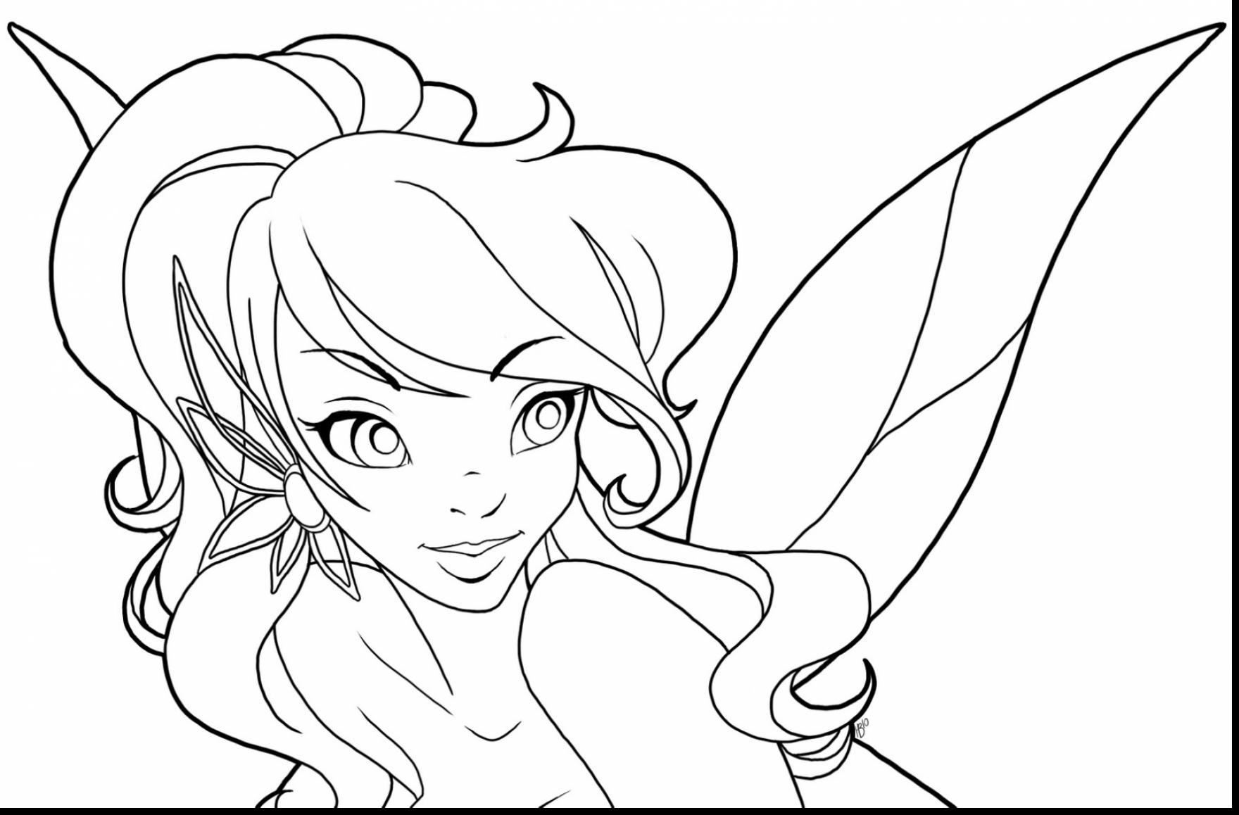 1760x1158 Beautiful Fairies Movie Coloring Page For Kids For Girls Coloring