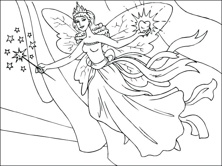 728x546 Coloring Pages Beautiful Fairies Give Light To Coloring Rosetta