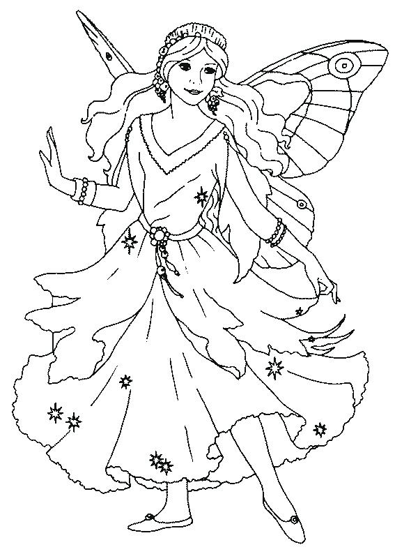 567x794 Disney Fairy Coloring Pages Fairy Coloring Pages Disney Fairies
