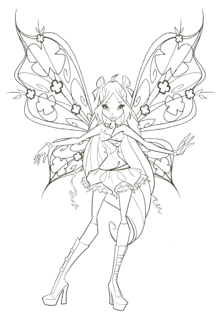 736x1060 Fairy Coloring Pages Perfect Coloring Pages Fairy On Coloring