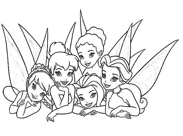 600x447 Fresh Coloring Pages Of Fairies For Tooth Fairy Coloring Pages