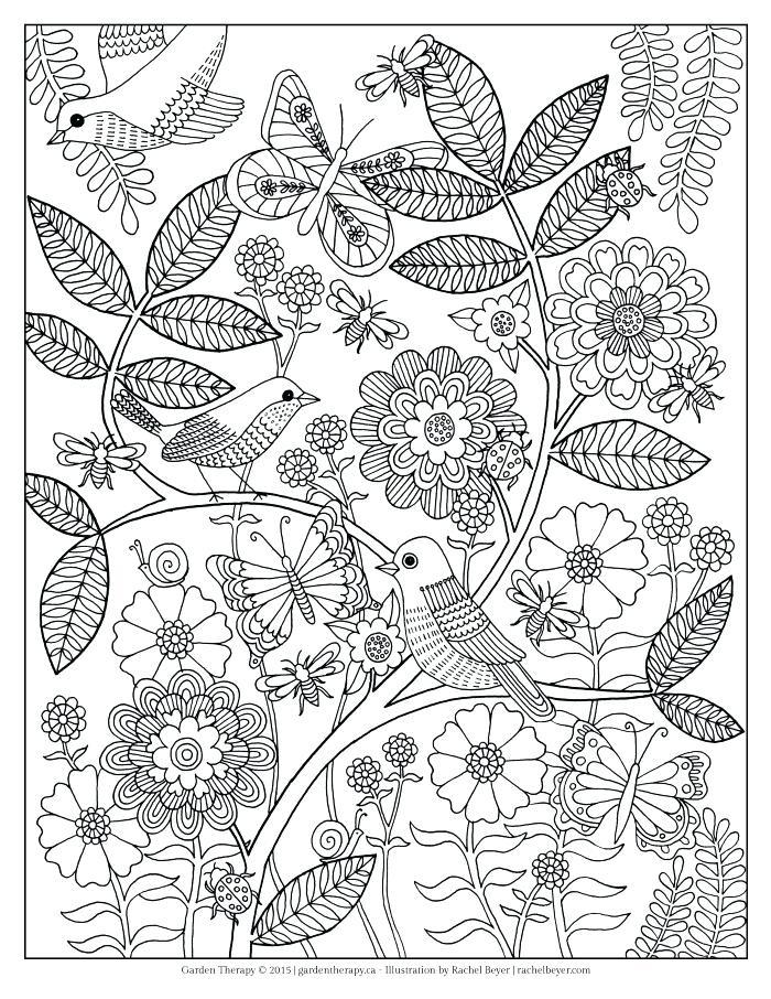 700x906 Garden Coloring Pages Garden Coloring Pages Rosetta Garden Fairy
