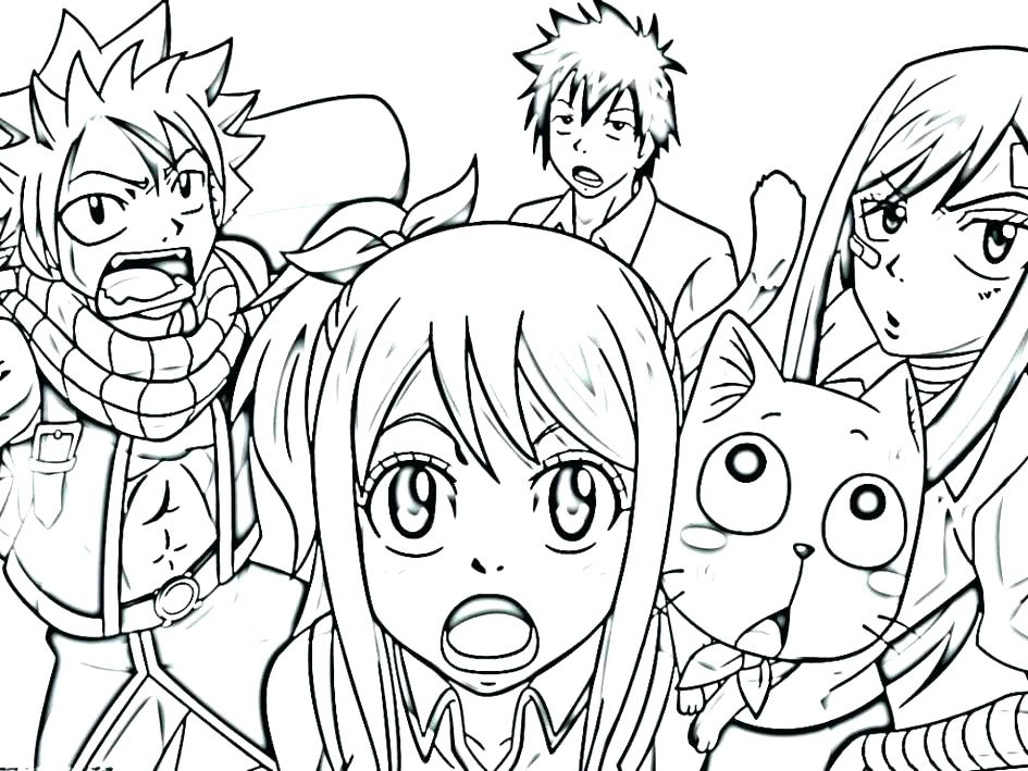 945x709 Chibi Anime Coloring Pages Anime Coloring Sheets Fairy Printable